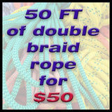 50ft rope $50