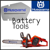 Husky battery tools