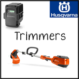 husky battery trimmers