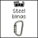 steel binas