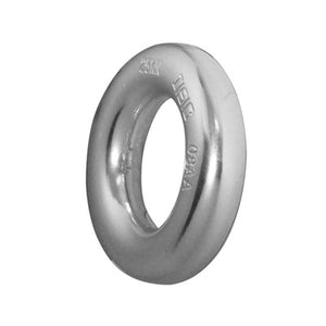 ISC Small Aluminium Ring Chrome