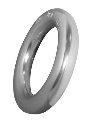 ISC Large Aluminium Ring Chrome
