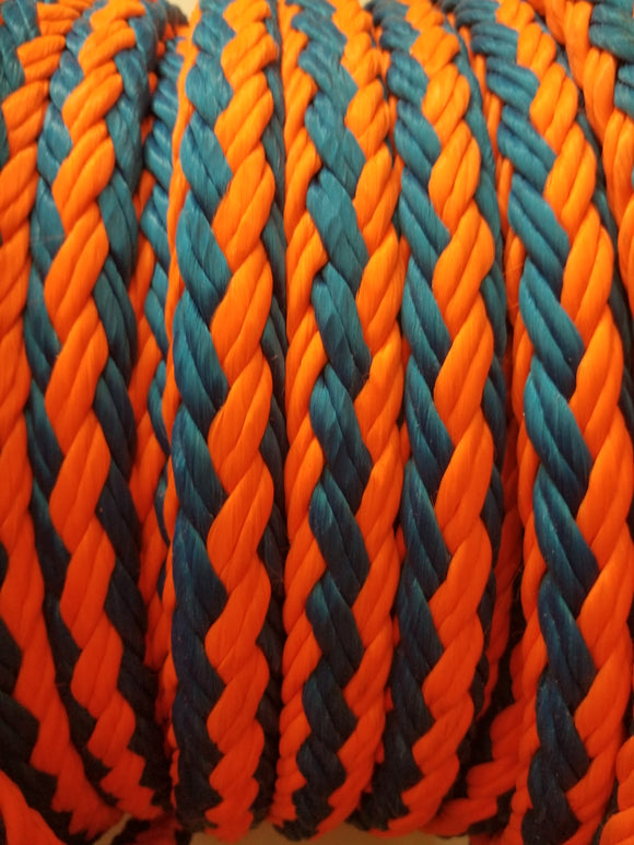 Teufelberger tREX Orange/Blue 22.2 mm - 7/8