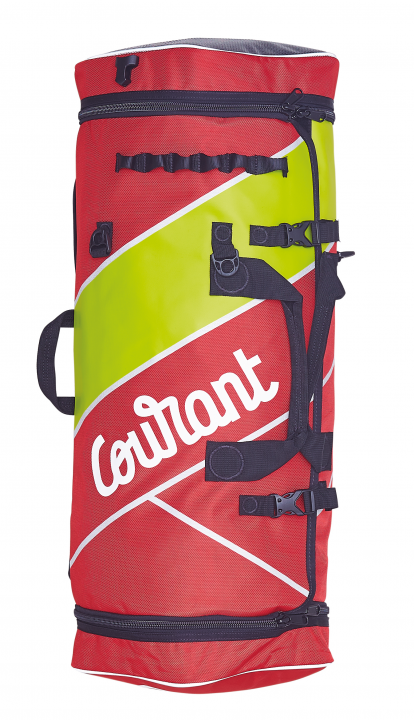 Courant Cross Pro 54L Bag (Red)