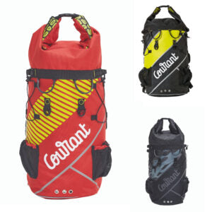 Courant Dock 60L Bag (Lemon Flash)