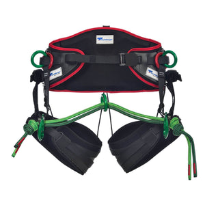 **THE NEW** Teufelberger treeMotion EVO Harness