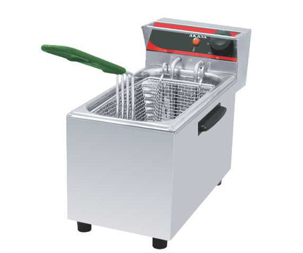 Countertop Electric Fryer (Single\Dual Tank) - Everything Restaurant, India