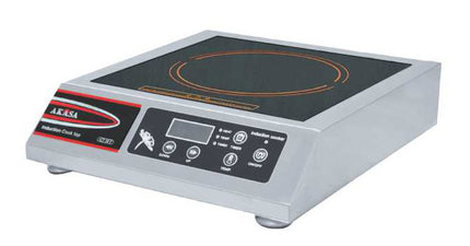 Counter-top Induction Hot Plate - Everything Restaurant, India