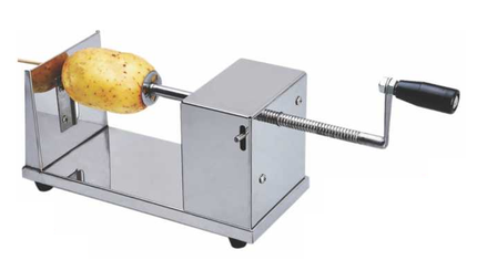 Spiral Potato Cutter\Twister - Everything Restaurant, India