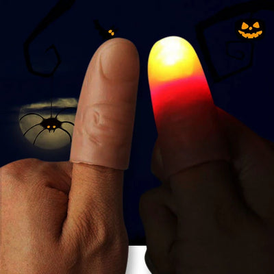 The Magic ghost hand and Light Thumb -- Magic Props