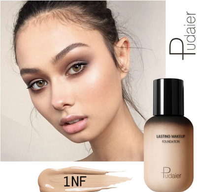 Matte Makeup Foundation Cream