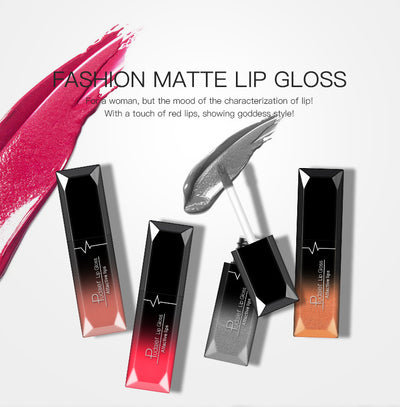Waterproof Long-Lasting Matte Velvet Liquid Lipstick