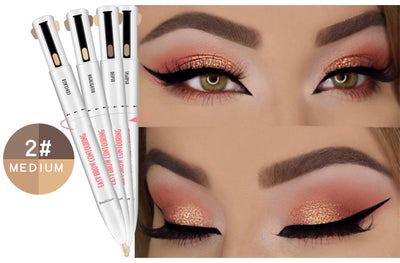 4-In-1 Defining & Highlighting Eyebrow Pen