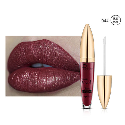 18 colors Shiny Waterproof Lip Gloss