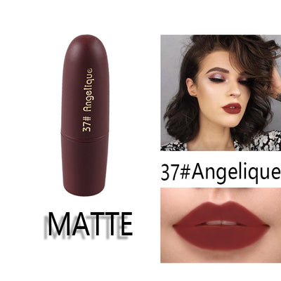MR matte waterproof nude lipstick
