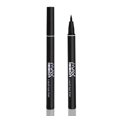 Waterproof and durable silky eyeliner