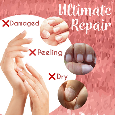 Rose Nail Paraffin Wax