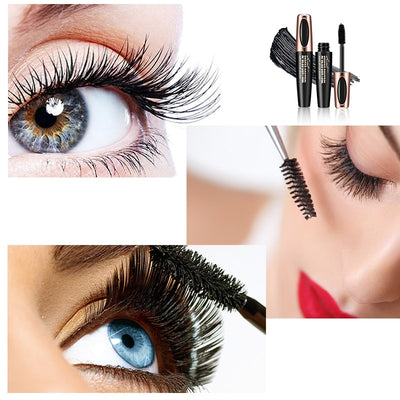 4d silk waterproof mascara