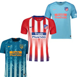 Atletico Madrid 2019 Shirts Home Away Third