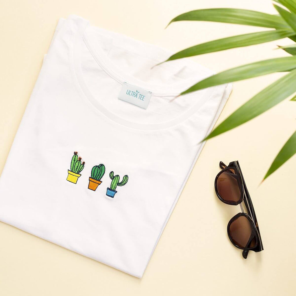 Cactus Friends Tee