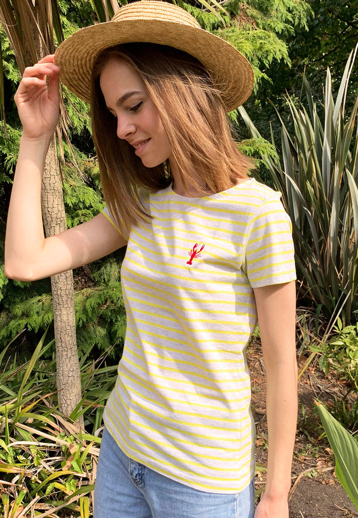 Lobster Stripes Tee