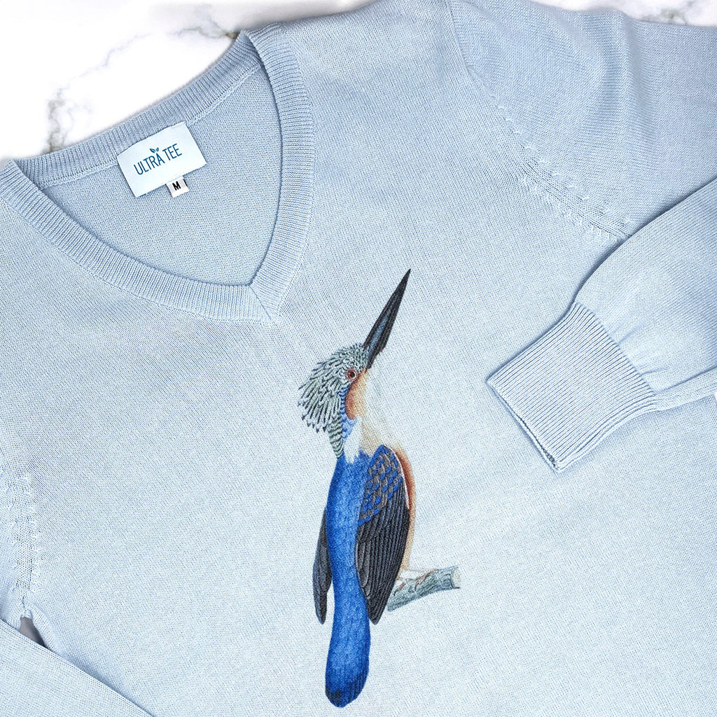 Blue Bird Jumper