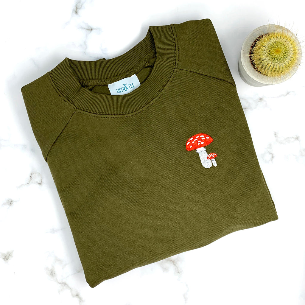 Mushrooms Sweat-shirt