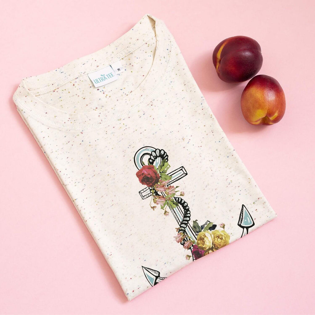 Anchor Speckled Tee