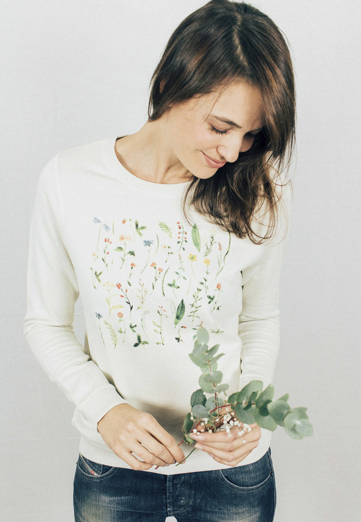 Wild Grass Sweat-shirt