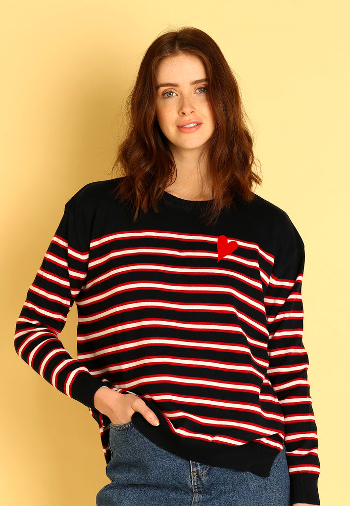 Love Stripes Jumper