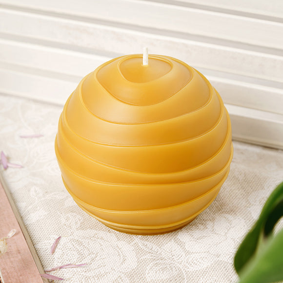 oasis pure beeswax candle