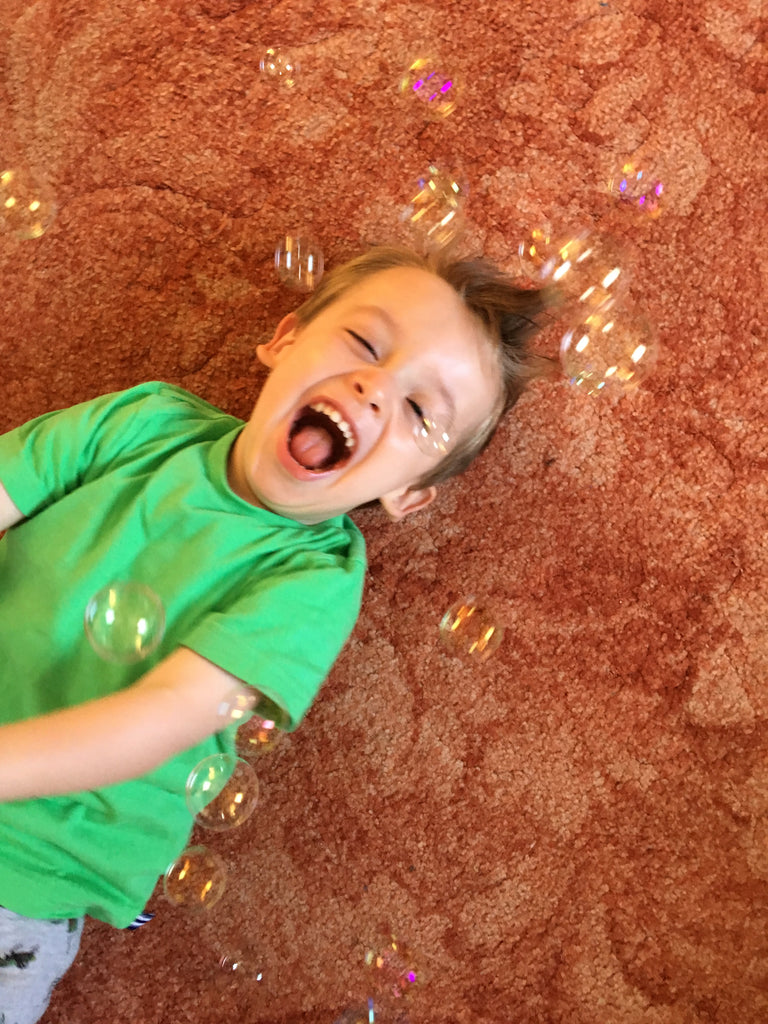 Sensory Play & Special Needs - Guest Blog by Daisy Whitbread