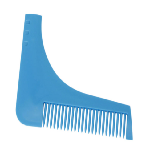 Beard Shaping Shaving Comb