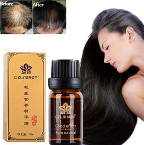 No Side Effect Hair Growth Oil