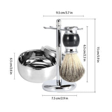 Load image into Gallery viewer, Razor Shaving Set