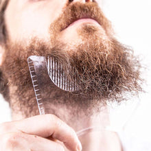 Load image into Gallery viewer, Beard Comb For Men
