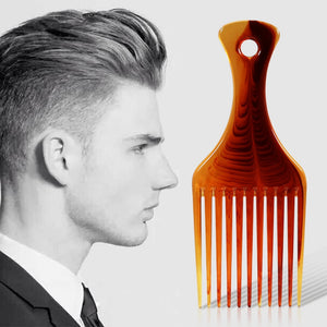 Tooth Design Styling Comb