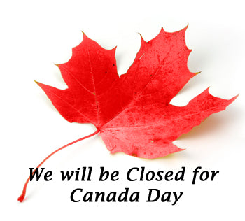 Happy Canada Day Long weekend!