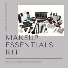 MAKEUP ESSENTIALS KIT