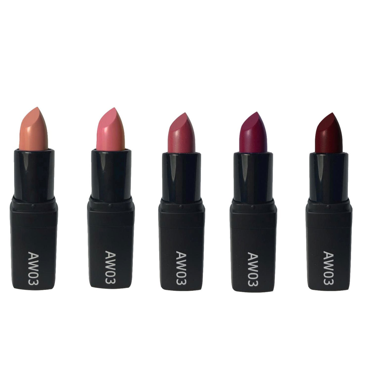 Berry Basic Lip Collection