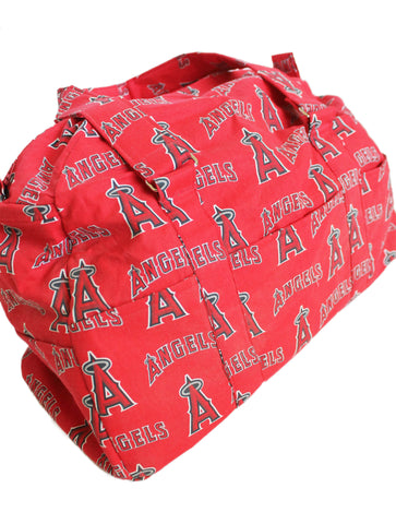 Angels Duffle style Diaper baby bag