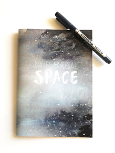 My Personal Space Cahier
