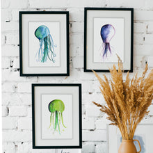 Load image into Gallery viewer, Watercolor Jellyfish