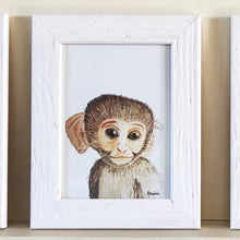Load image into Gallery viewer, Monkey Portrait