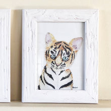 Load image into Gallery viewer, Tiger Cub Portrait
