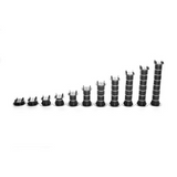 DTG-PAVERS and/or LUMBER JOIST and/or Deck tile Adjustable Pedestal Support  (Pack of 8)