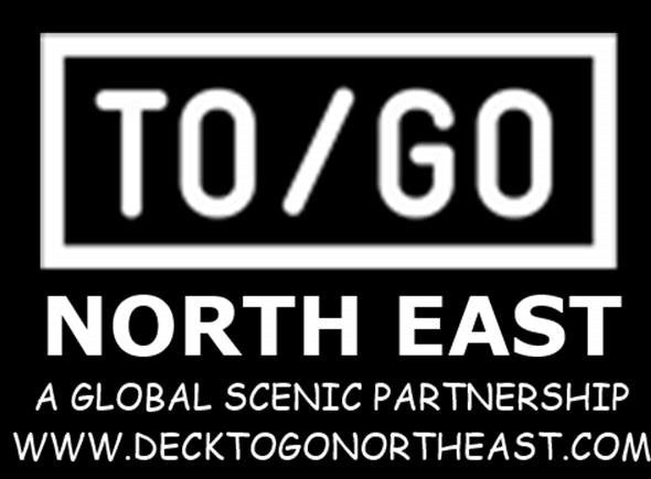 DECK TO/GO NORTH EAST
