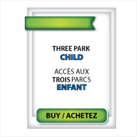*Universal - 3 Park -  Park to Park  - Child/enfant