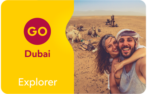 Dubai Explorer Pass - Adult/Adulte