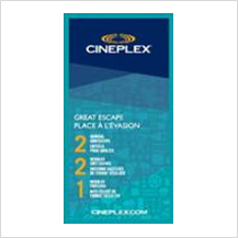 Cineplex Great Escape / Place à L' Évasion